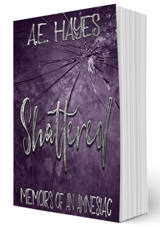 Shattered 3D Book