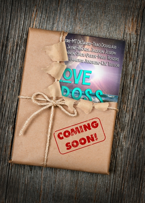 Love Across the Universe Giftwrap Coming Soon
