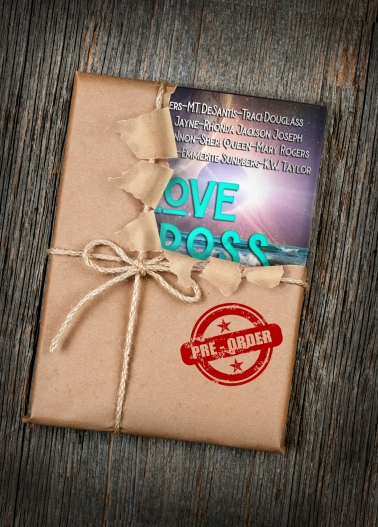 Love Across the Universe Giftwrap Pre Order